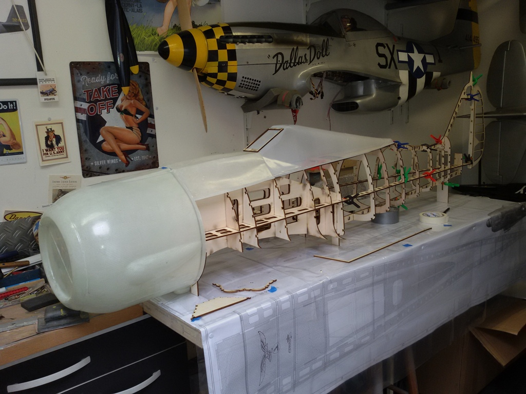 News from France  FW 190 A8 1/4  over Fecamp