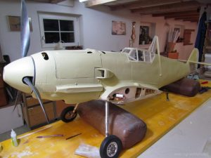 Messerschmitt BF 190 E4 1/5 Scale