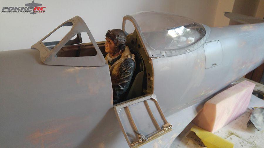 Spitfire MK XIV C 1/5 by Manu Morey, Spain
