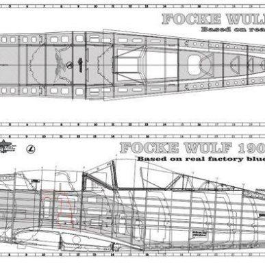 "Focke-Wulf 190 <span class=""focuspoint2"">D9</span> <b>1/2</b> – <span class=""focuspoint2"">50% </span>"