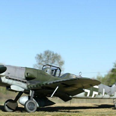 """Messerschmitt BF-109 <span class=""""focuspoint2"""">K</span> <b>1/5 </b>"""