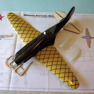 MiG-3 Composite kit <b>1/9</b>