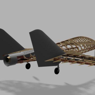 "SLOTFLY<span class=""focuspoint2""> J </span> <b>2m wingspan </b>"