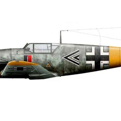"""Messerschmitt BF-109 <span class=""""focuspoint2"""">F</span> <b>1/3 </b>"""