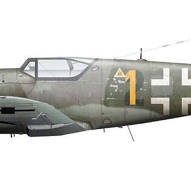 """Messerschmitt BF-109 <span class=""""focuspoint2"""">K</span> <b>1/3 </b>"""