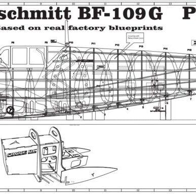 """Messerschmitt BF-109 <span class=""""focuspoint2"""">G</span> <b>1/3,3 </b>"""